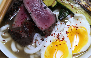 Udon-noodles-with-ostrich-steak